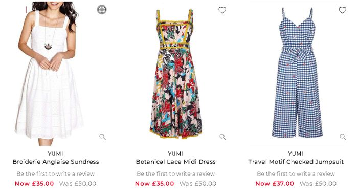 2e1c72a95d0 Up to 50% off Womens Sale Yumi, Phase 8 Etc at House of Fraser, £44 ...