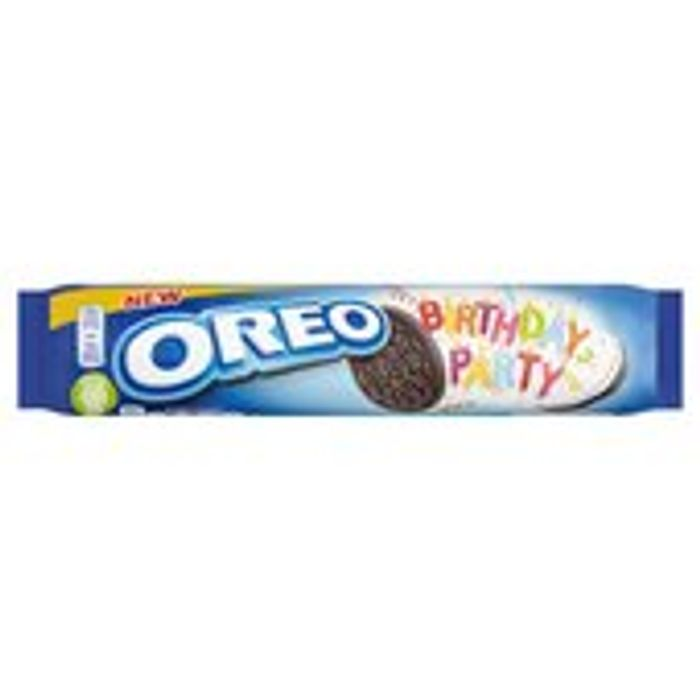 Oreo Birthday Party Cookies 154g