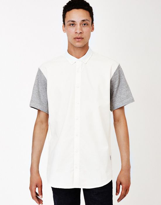 PUBLISH Hans Shirt White
