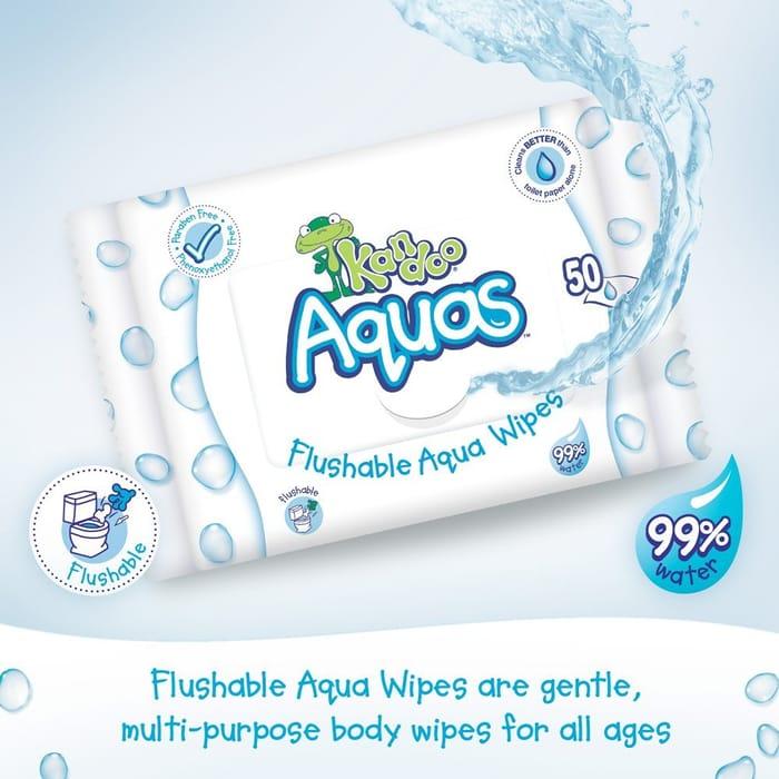 Free Kandoo Aquas Wipes