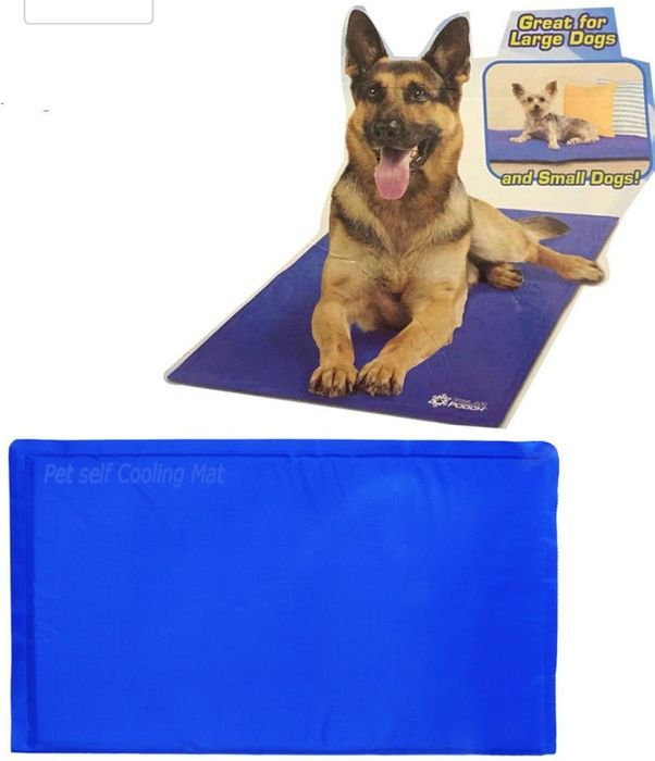 X Large Cool Mat Self Cooling Gel Mat Pet Heat Relief