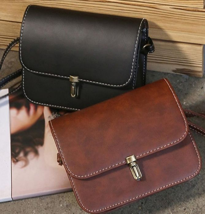 Leather Handbag Variety of Colours