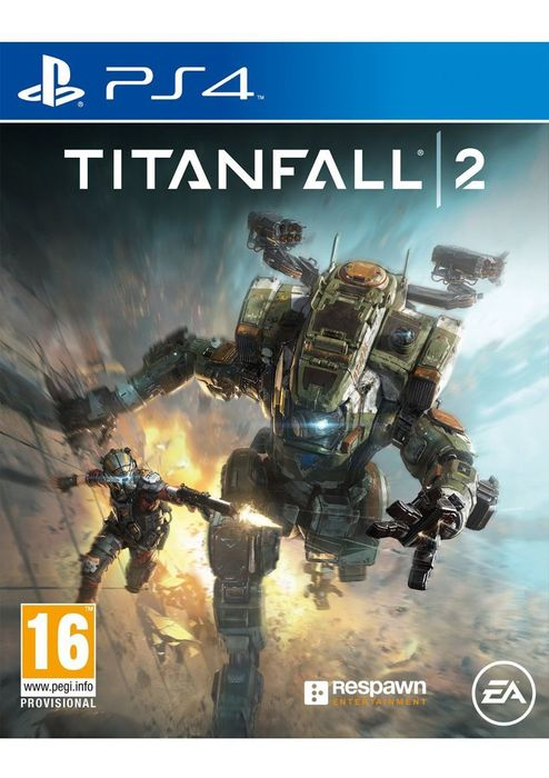 Titanfall 2 on PS4 - Now Just £6.85 at Simply Games. FREE DELIVERY