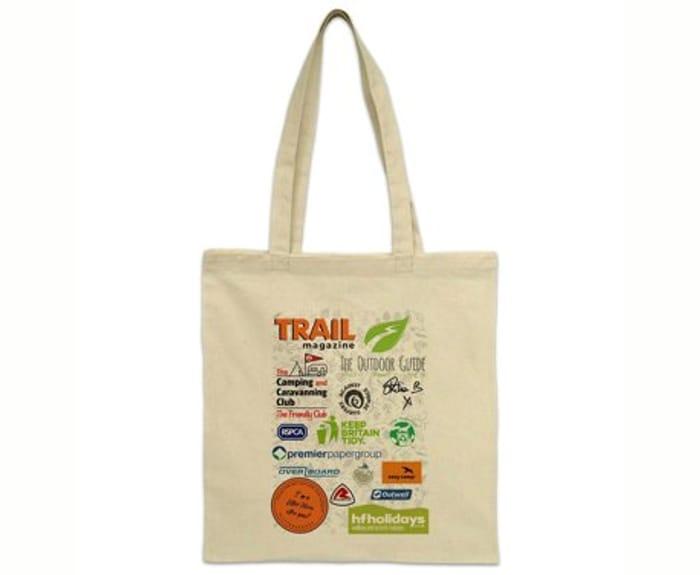Trail Magazine Litter Heroes Bag
