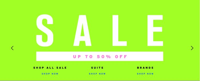 Topman up to 50% off Sale