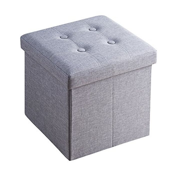 30% off Storage Ottoman / Footstool (Prime Delivery)