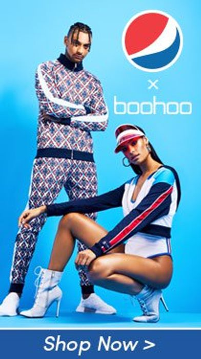£1 Standard Delivery on Orders at Boohoo