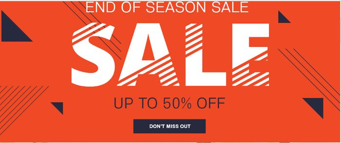 Premier Man End of Season Sale: Up to 50% off