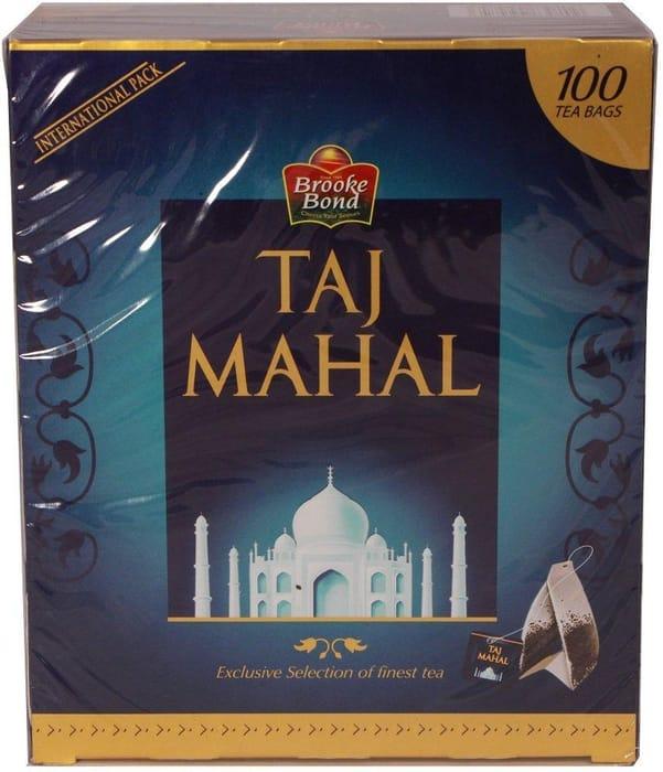 SATURDAY SPECIAL Brooke Bond Taj Mahal Tea 200g 100 Bags