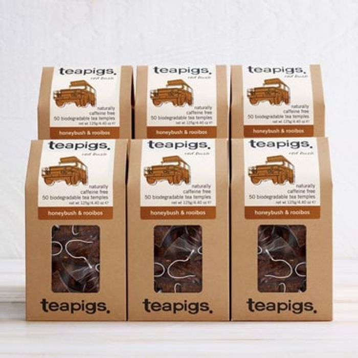 Free UK Delivery on Your First Teapigs Order