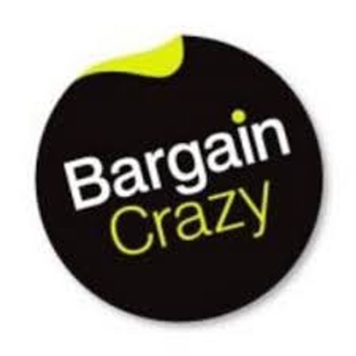 On Orders over £20 Get £5 off at Bargain Crazy