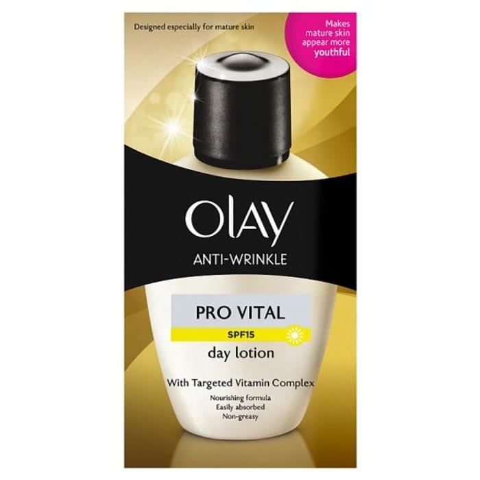 Olay Anti Wrinkle Pro Vital Day Cream Spf 15 100Ml Best Price