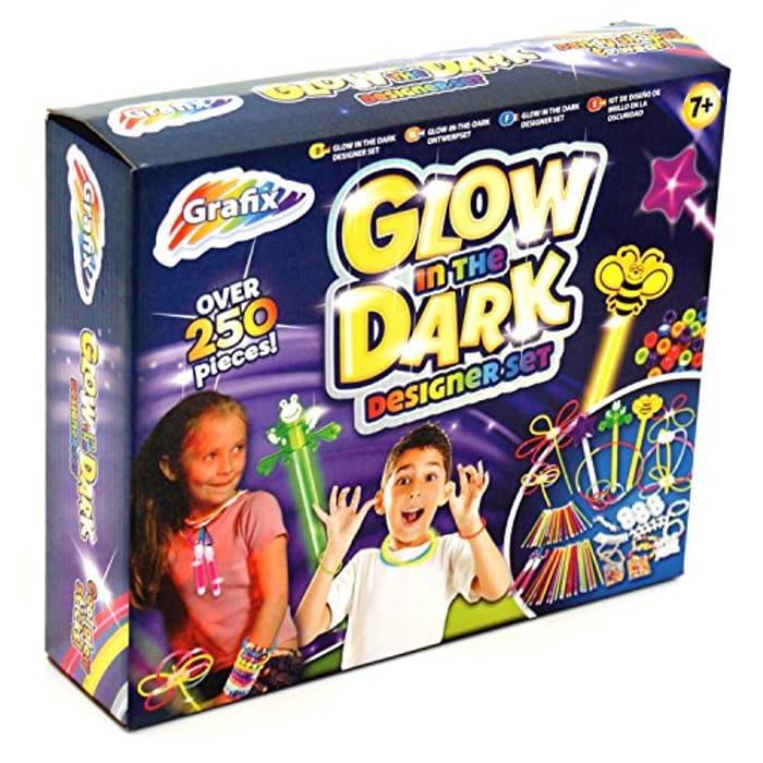 Glow in the Dark Designer Set