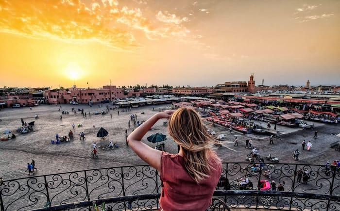 3nt Central Marrakech Break w/Breakfast