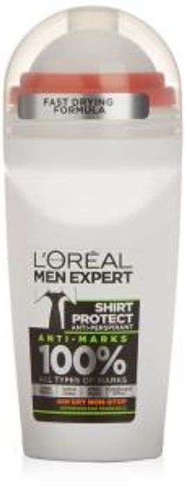 L'Oreal Paris Men Expert Anti-Perspirant Roll-on Deodorant Only £1.37