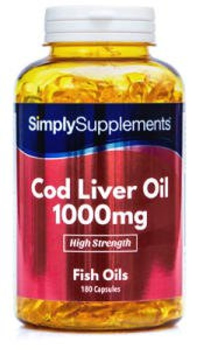 Free Cod Liver Oil Suppliments @Simply Supplements