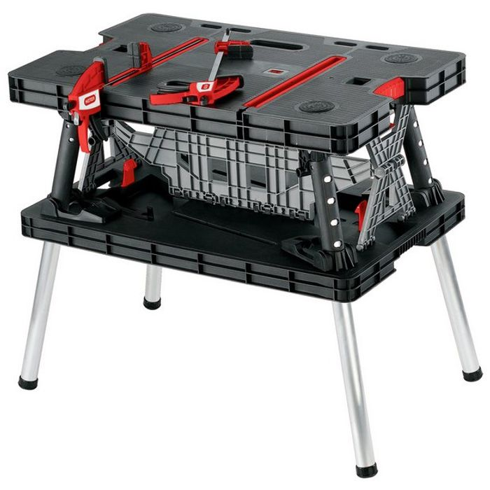 Enjoyable Keter Easy Folding Workbench 44 99 At Argos Latestdeals Camellatalisay Diy Chair Ideas Camellatalisaycom