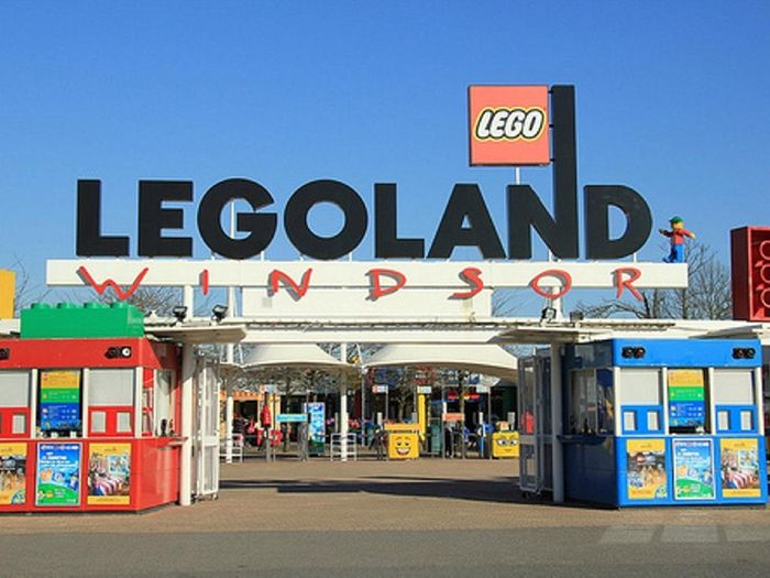 GLITCH ALERT! Legoland Tickets for 2 People for £1.50!