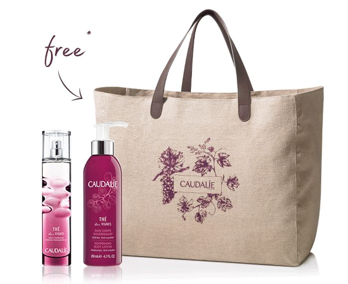 Free Summer Bag with Purchase