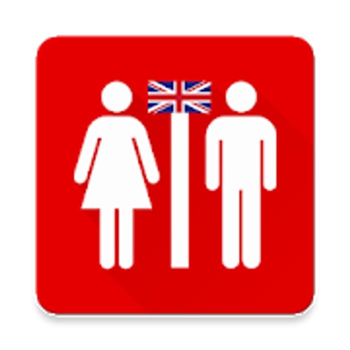 App for Locating Public Toilets