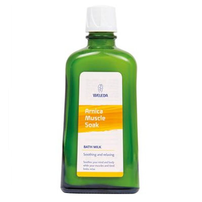 Spend over £60 and Get a FREE Arnica Muscle Soak