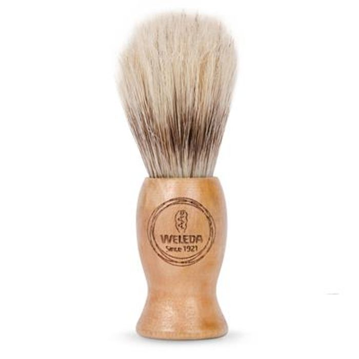 FREE Natural Shaving Brush, Add 2 or More Men's Products to the Basket