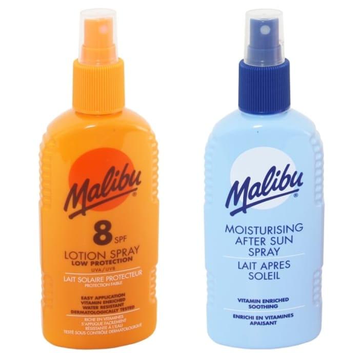 MALIBU Lotion 2 Pack SPF8 - 200ml