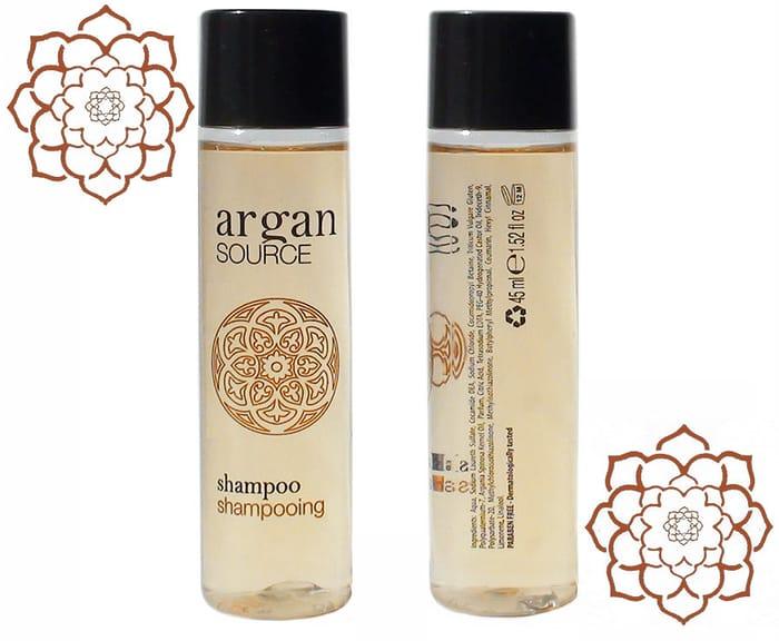 Free Argan Essence Shampoo