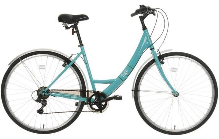 "Apollo Cafe Womens Hybrid Bike 2017 - 16"", 19"" Frames"