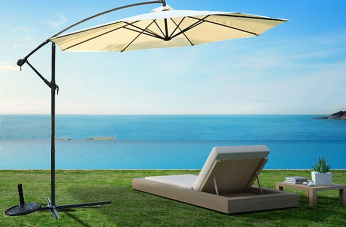Giant Garden Parasol - Only £63.99! (With Delivery)