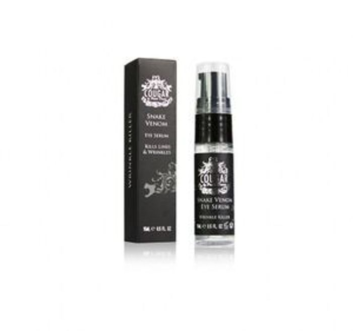 FREE Snake Venom Eye Serum worth £18.99 (£3.95 P&P)