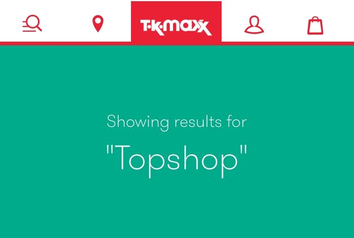 Cheap Topshop Clothes at Tk Maxx