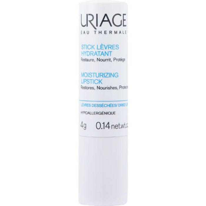 Free Moisturizing Lipstick with 2 Uriage Orders at allbeauty.com