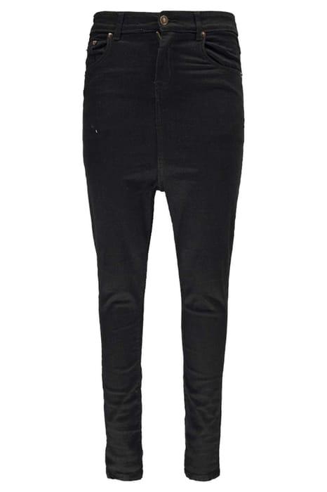 Black Branded Skinny Jeans