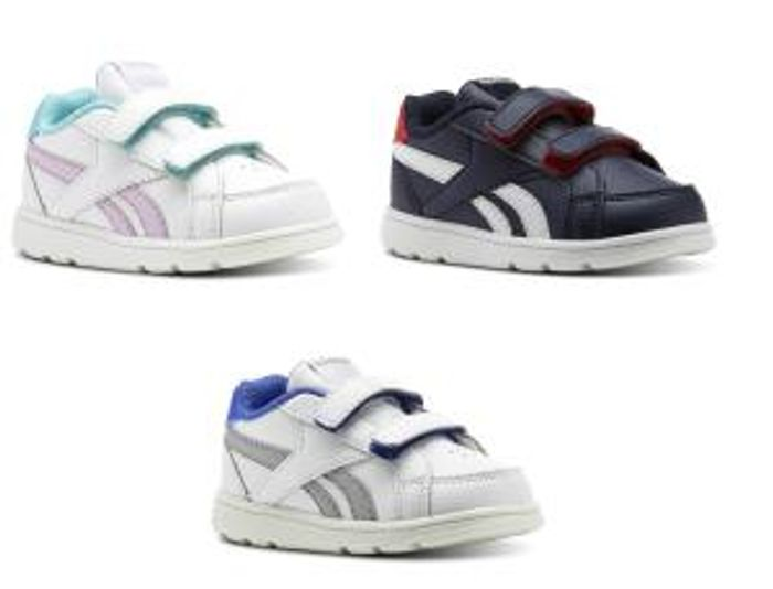Reebok Royal Prime ALT Kids Trainers (Was £17.95) Now £7.18 More in Post