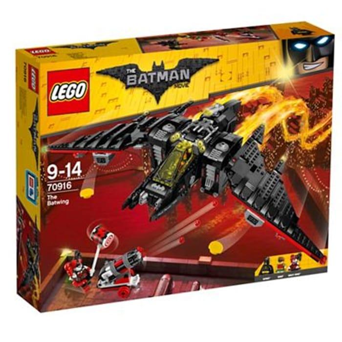 LEGO - Batman - the Batwing - 70916
