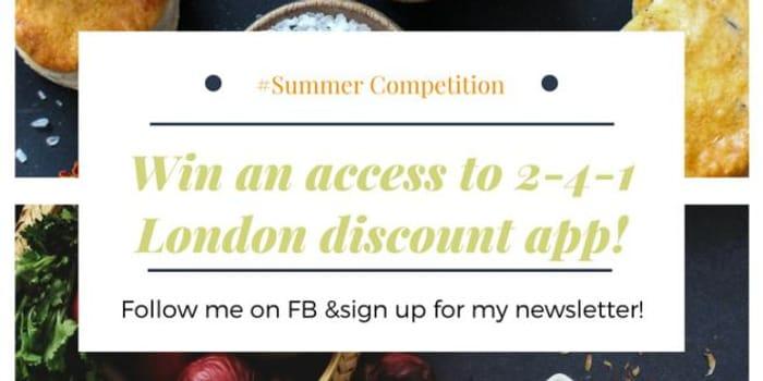 Free Entertainer Discount App!