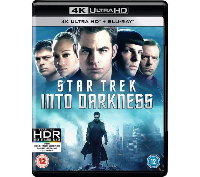 Star Trek into Darkness Blu-Ray 4K (C&C)