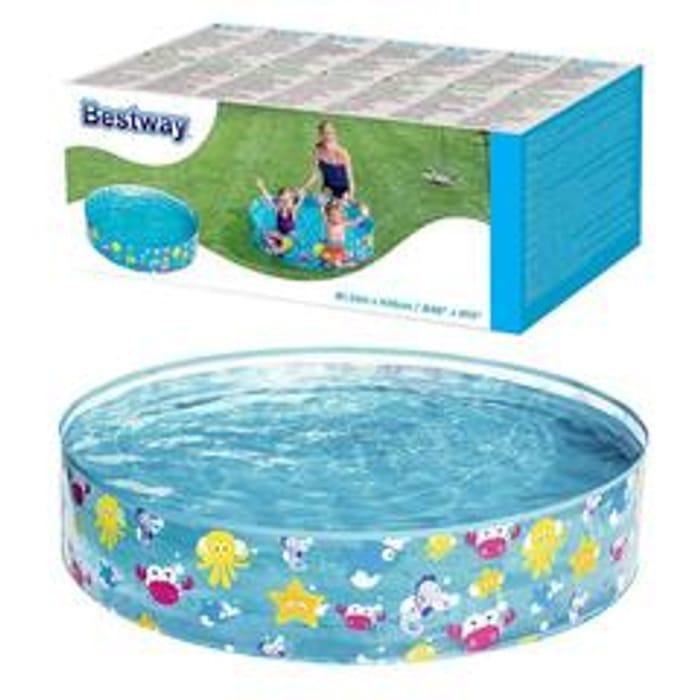 Bestway Fill N Fun Paddling Pool 1.22m X 25cm