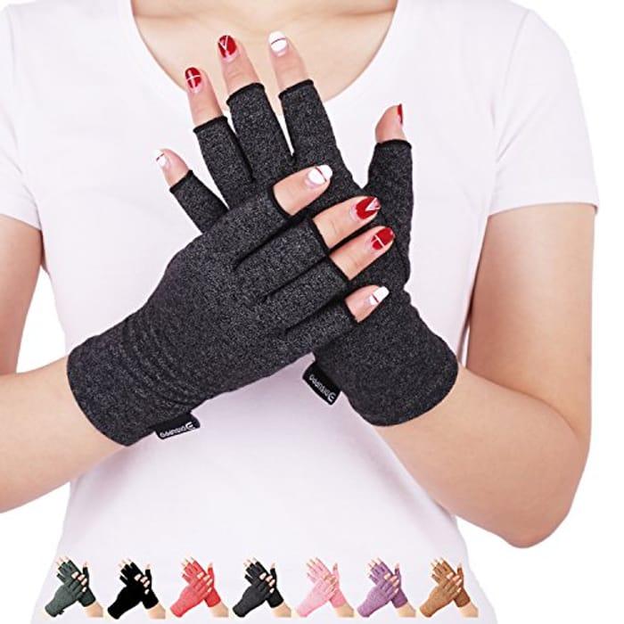 Arthritis Gloves Women and Men Relieve Pain