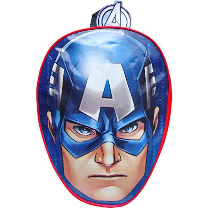 Captain America Kids Bag