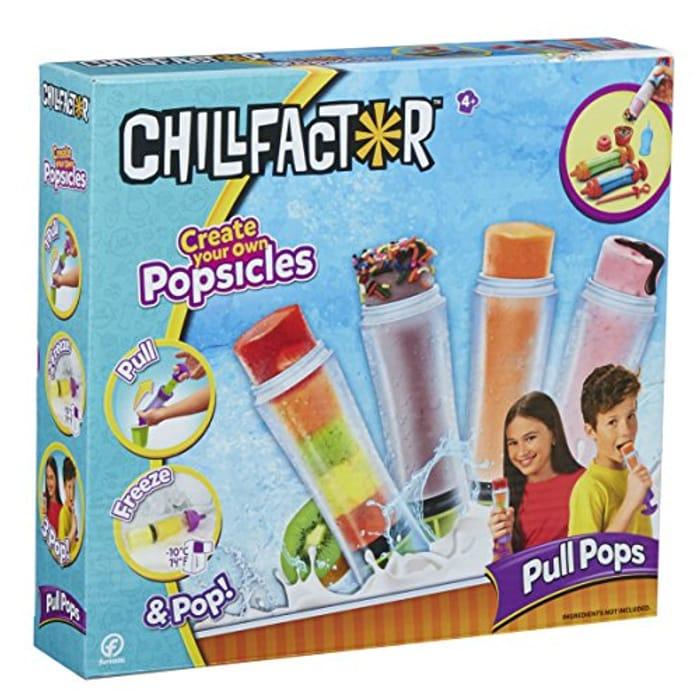 Pull Pops Popsicle Maker.