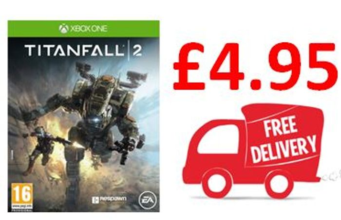 TITANFALL 2 (Xbox One) £4.95 & FREE DELIVERY!