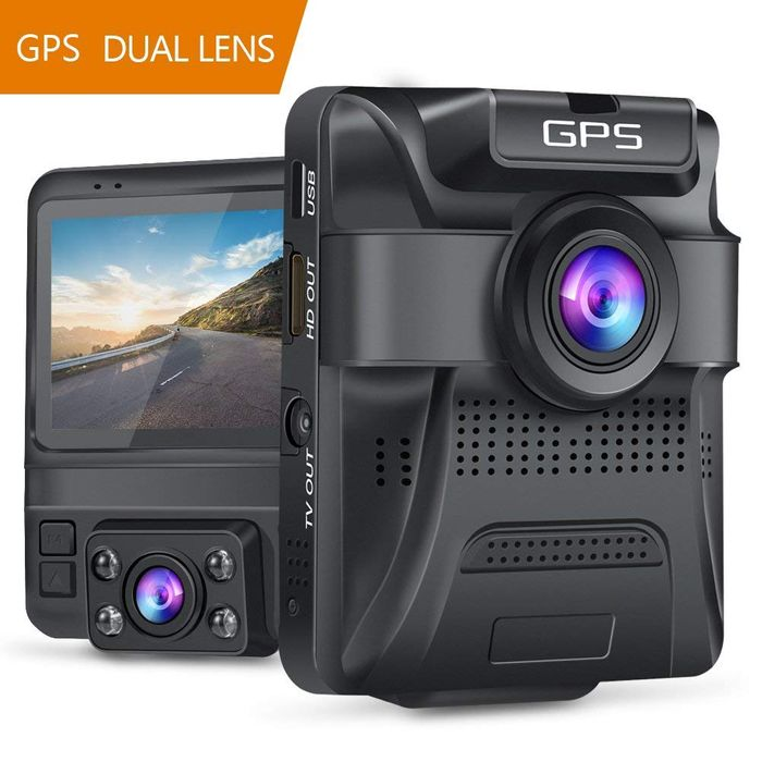 Dual Lens Dash Cam ( Be Fast) £4.04 Postage