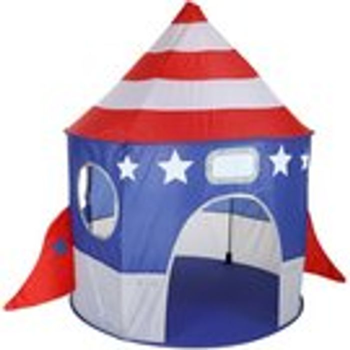 Rocket Kids Play Tent Was £30 Now £10 Free Click & Collect at Halfords