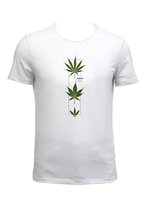 """""""Leaf"""" Detail T Shirt"""