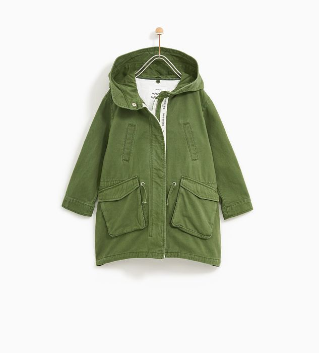 Kids Parka Coat