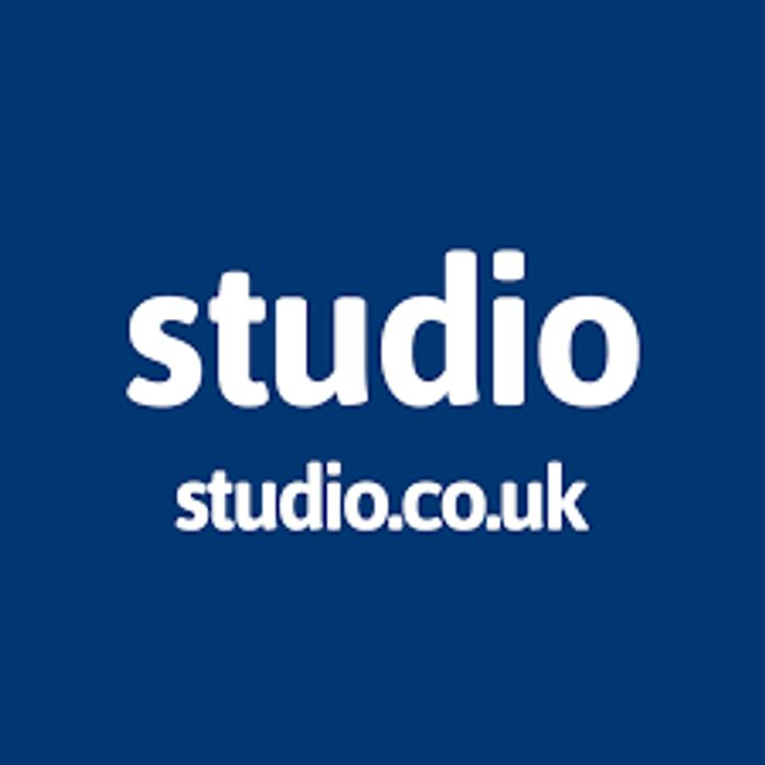 On Your First Order over £30 Get £10 off at Studio