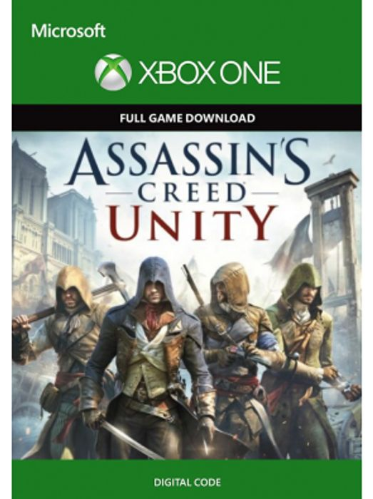Assassin's Creed: Unity (Xbox One) Digital Code