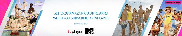£5.99 Reward Credit to Use on Amazon When Subscribing to Tv Player App.